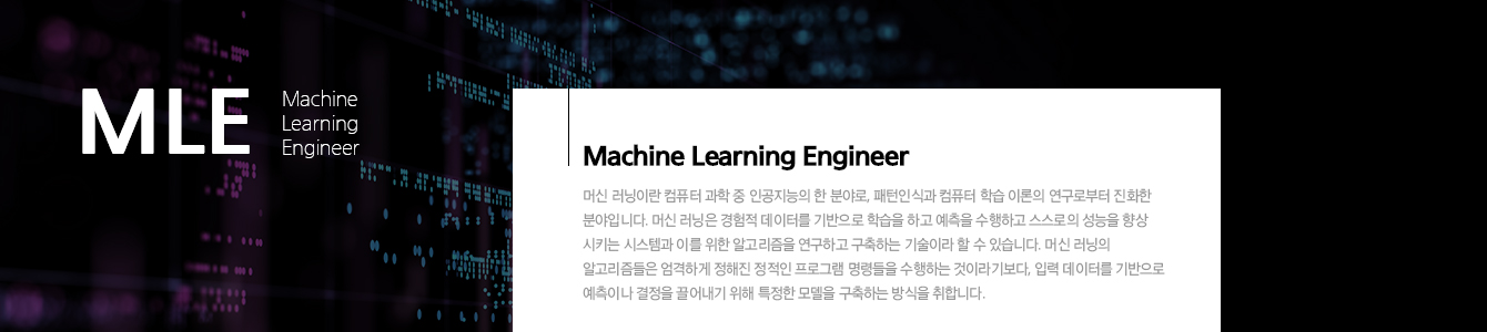 파이썬과 자바를 연계한 머신러닝 활용 개발자 양성
